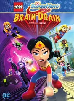 Lego DC Super Hero Girls: Brain Drain, 2017 - смотреть онлайн