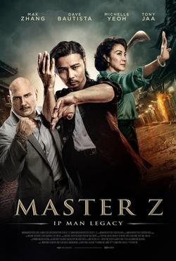 Мастер Z: Наследие Ип Мана, 2018 - смотреть онлайн