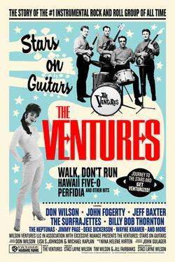 The Ventures: Stars on Guitars, 2020 - смотреть онлайн