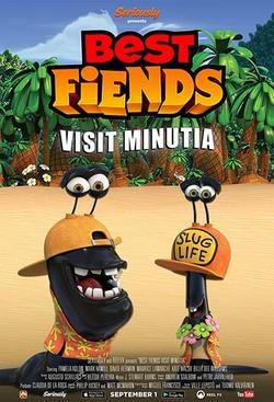 Best Fiends: Visit Minutia, 2017 - смотреть онлайн