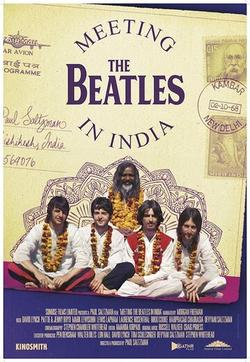 Meeting the Beatles in India , 2020 - смотреть онлайн