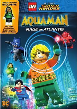 LEGO Супергерои DC: Аквамен. Ярость Атлантиды , 2018 - смотреть онлайн