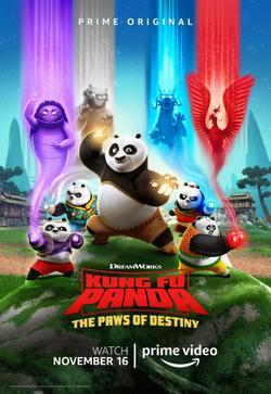Кунг-фу панда: Лапки судьбы , 2018 - смотреть онлайн