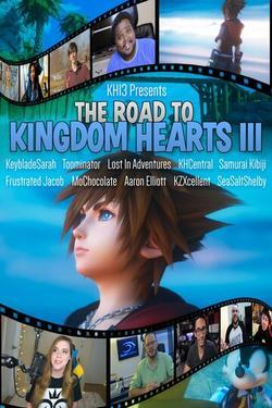 The Road to Kingdom Hearts III, 2019 - смотреть онлайн