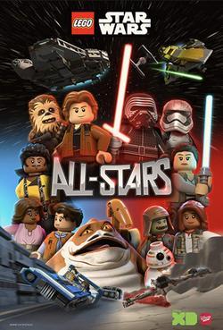 ЛЕГО Звёздные войны: Все звёзды , 2018 - смотреть онлайн