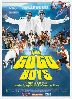 The Go-Go Boys: The Inside Story of Cannon Films, 2014 - смотреть онлайн