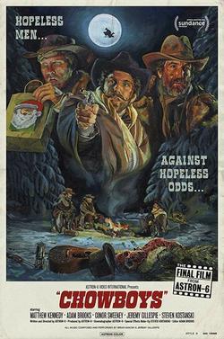 Chowboys: An American Folktale, 2018 - смотреть онлайн
