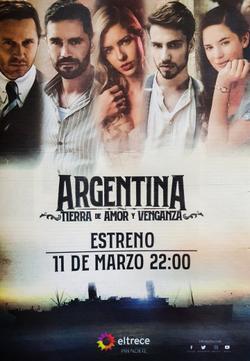 Аргентина, земля любви и мести , 2019 - смотреть онлайн