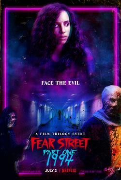 Улица страха. Часть 1: 1994 , 2021 - смотреть онлайн