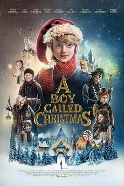 A Boy Called Christmas, 2021 - смотреть онлайн