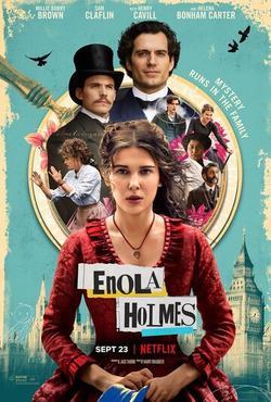 Энола Холмс, 2020 - смотреть онлайн