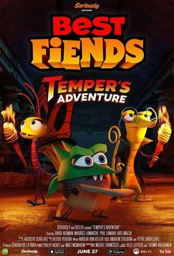 Best Fiends: Temper`s Adventure, 2019 - смотреть онлайн