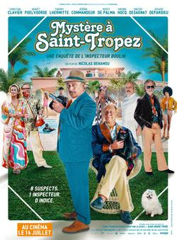 Тайна Сен-Тропе , 2021 - смотреть онлайн