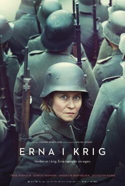 Erna i krig, 2020 - смотреть онлайн