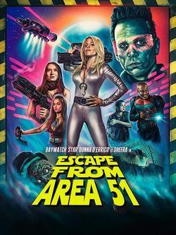 Escape from Area 51 , 2021 - смотреть онлайн