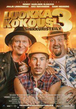 Luokkakokous 3 , 2021 - смотреть онлайн
