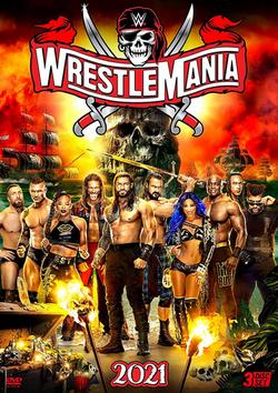 WrestleMania 37 , 2021 - смотреть онлайн