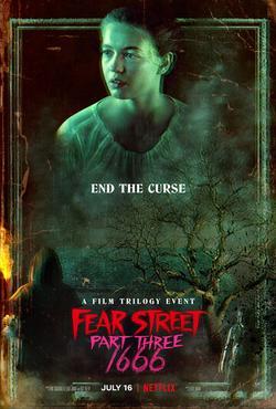 Улица страха. Часть 3: 1666 , 2021 - смотреть онлайн