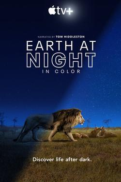 Земля ночью в цвете , 2020 - смотреть онлайн