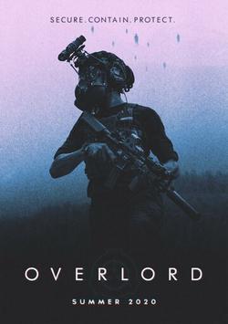 SCP: Overlord, 2020 - смотреть онлайн