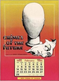 Преступления будущего, 1970 - смотреть онлайн