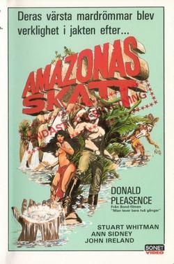 Сокровища Амазонки, 1985 - смотреть онлайн