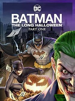 Бэтмен: Долгий Хэллоуин. Часть 1 , 2021 - смотреть онлайн