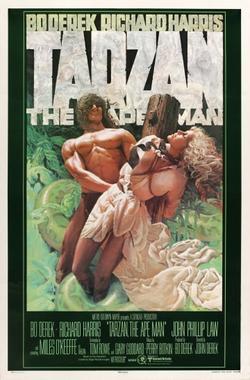 Тарзан человек-обезьяна, 1981 - смотреть онлайн