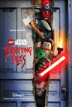 Lego Star Wars Terrifying Tales , 2021 - смотреть онлайн