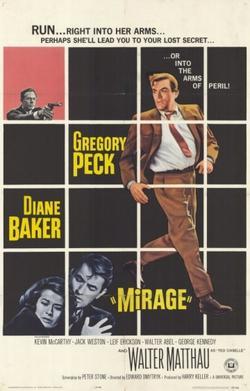Мираж, 1965 - смотреть онлайн