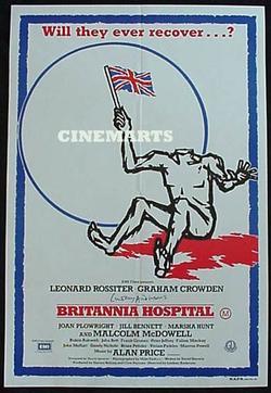Госпиталь «Британия», 1982 - смотреть онлайн