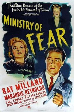 Министерство страха, 1944 - смотреть онлайн