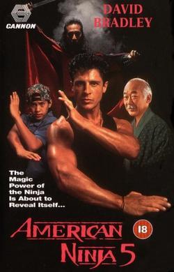 Американский ниндзя 5, 1992 - смотреть онлайн