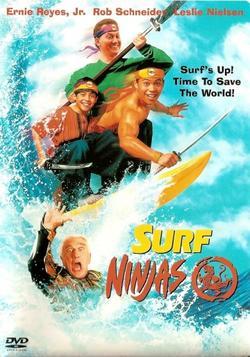 Ниндзя серферы, 1993 - смотреть онлайн