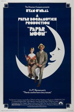 Бумажная луна, 1973 - смотреть онлайн