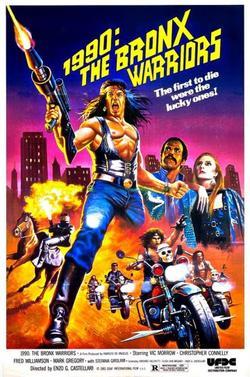 1990: Воины Бронкса, 1982 - смотреть онлайн