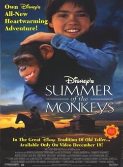 Неприятности с обезьянками, 1998 - смотреть онлайн