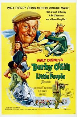 Дарби О`Гилл и маленький народ, 1959 - смотреть онлайн