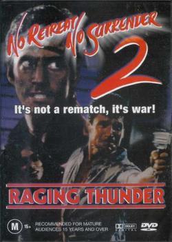 Не отступать и не сдаваться 2: Штормовое предупреждение, 1987 - смотреть онлайн