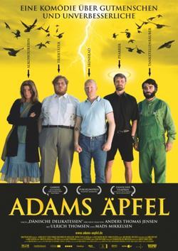 Адамовы яблоки, 2005 - смотреть онлайн