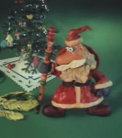 Новогодняя песенка Деда Мороза, 1982 - смотреть онлайн
