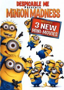 Гадкий Я: Мини-фильмы. Миньоны, 2010 - смотреть онлайн