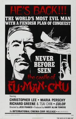 Замок Фу Манчу, 1969 - смотреть онлайн