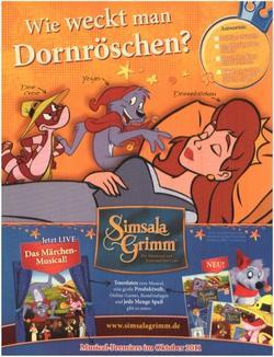 Симсала Гримм, 1999 - смотреть онлайн