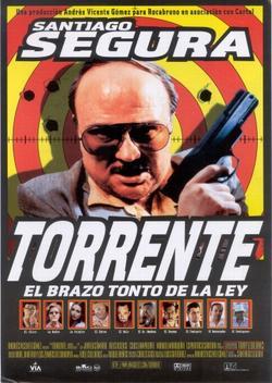 Торренте - глупая рука закона, 1998 - смотреть онлайн