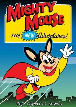 Новые приключения Могучей Мыши, 1987 - смотреть онлайн