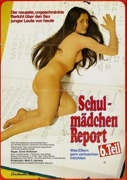Доклад о школьницах 6: Что родители хотели бы скрыть, 1973 - смотреть онлайн