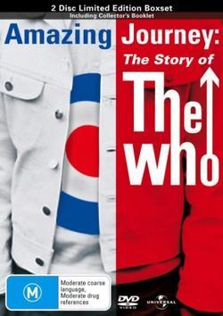 Удивительное путешествие: История группы The Who, 2007 - смотреть онлайн