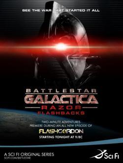 Звездный крейсер Галактика: Лезвие – Ретроспекция, 2007 - смотреть онлайн