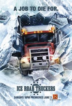Ледовый путь дальнобойщиков, 2007 - смотреть онлайн
